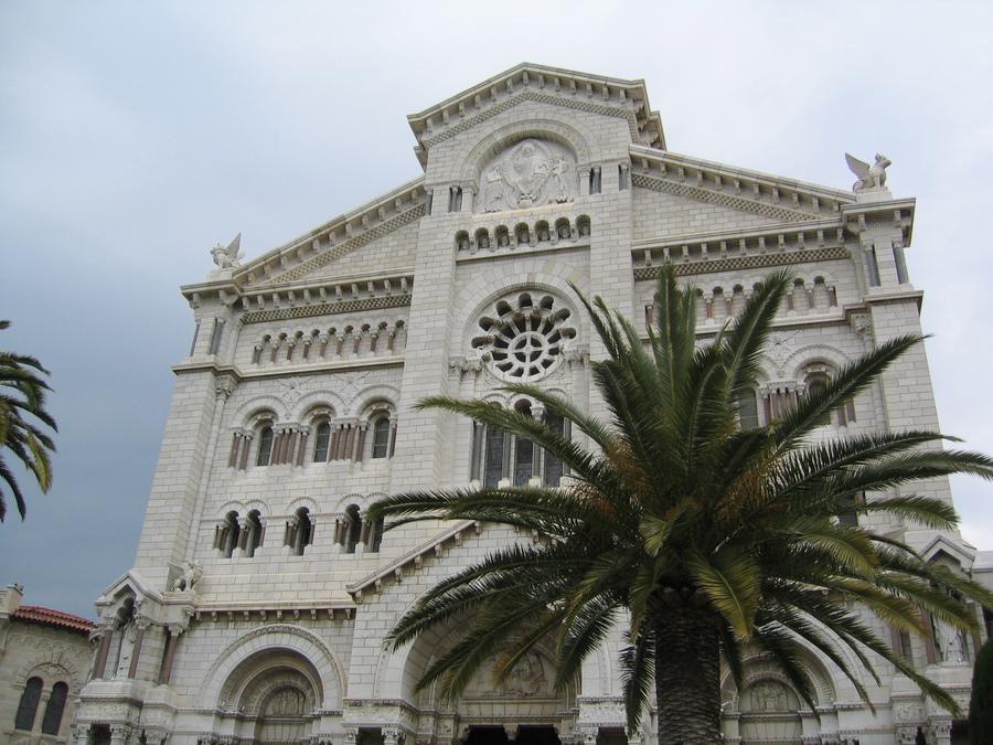 Monako sobor
